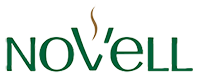 Novell koffiecupjes, koffiebonen en snelfiltermaling